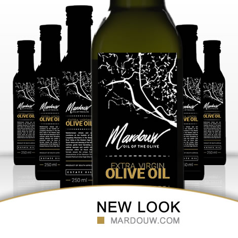 Mardouw Olive Estate 2016 new look
