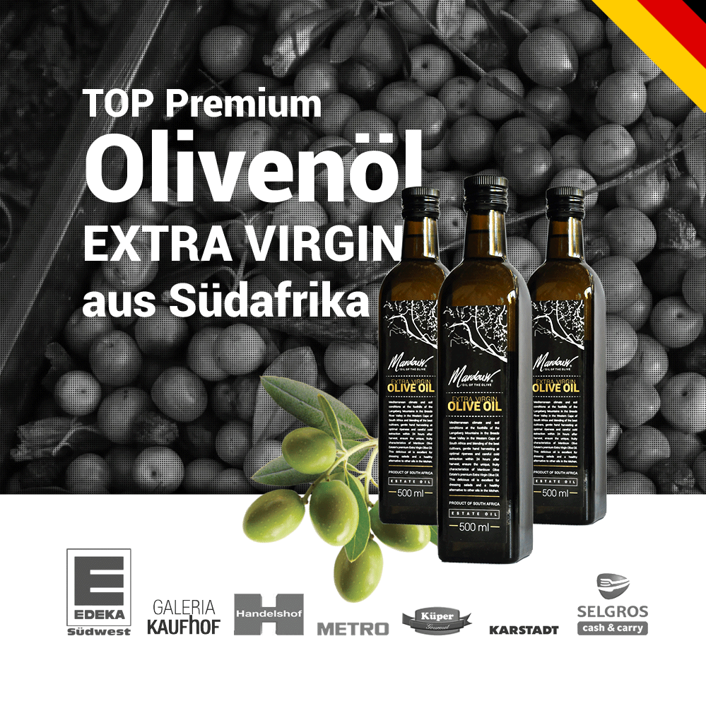 Olive oil Germany
