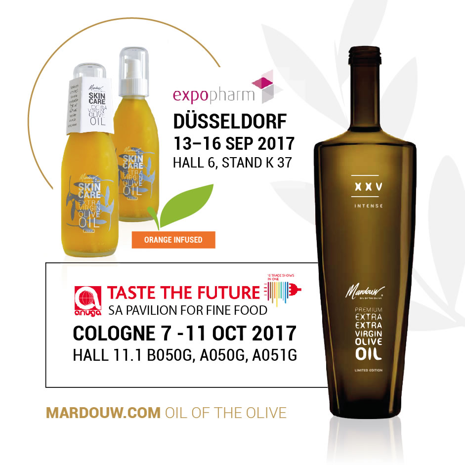 Olive products Germany launch