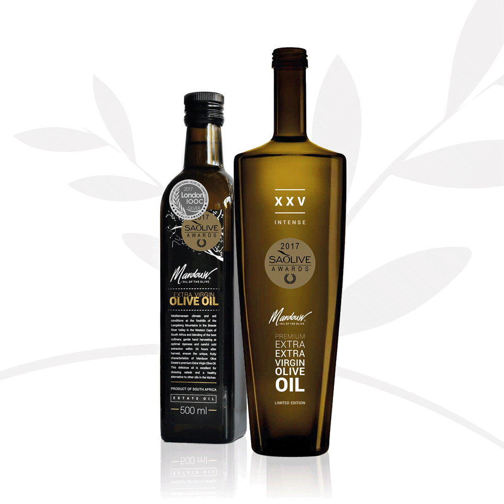 Gold South Africa Olive Oil