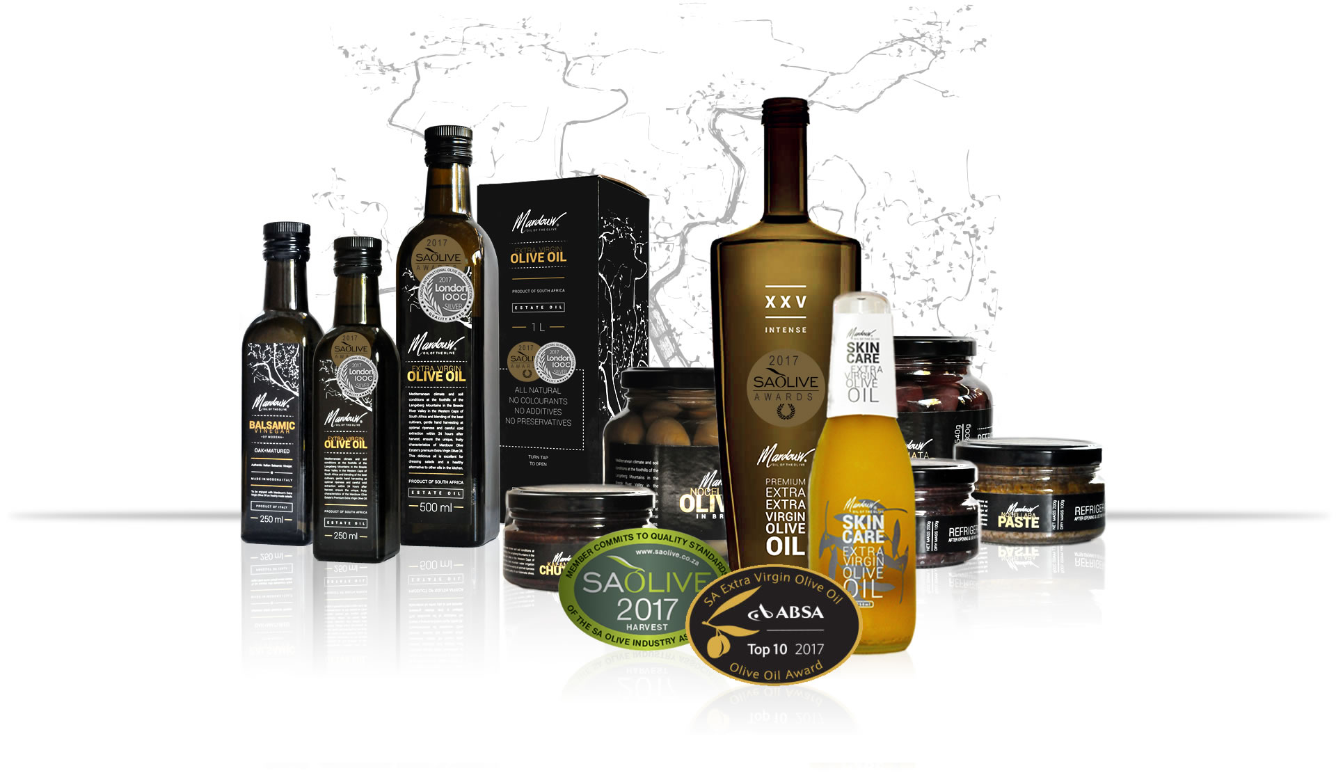 South African Olive Oil South Africa