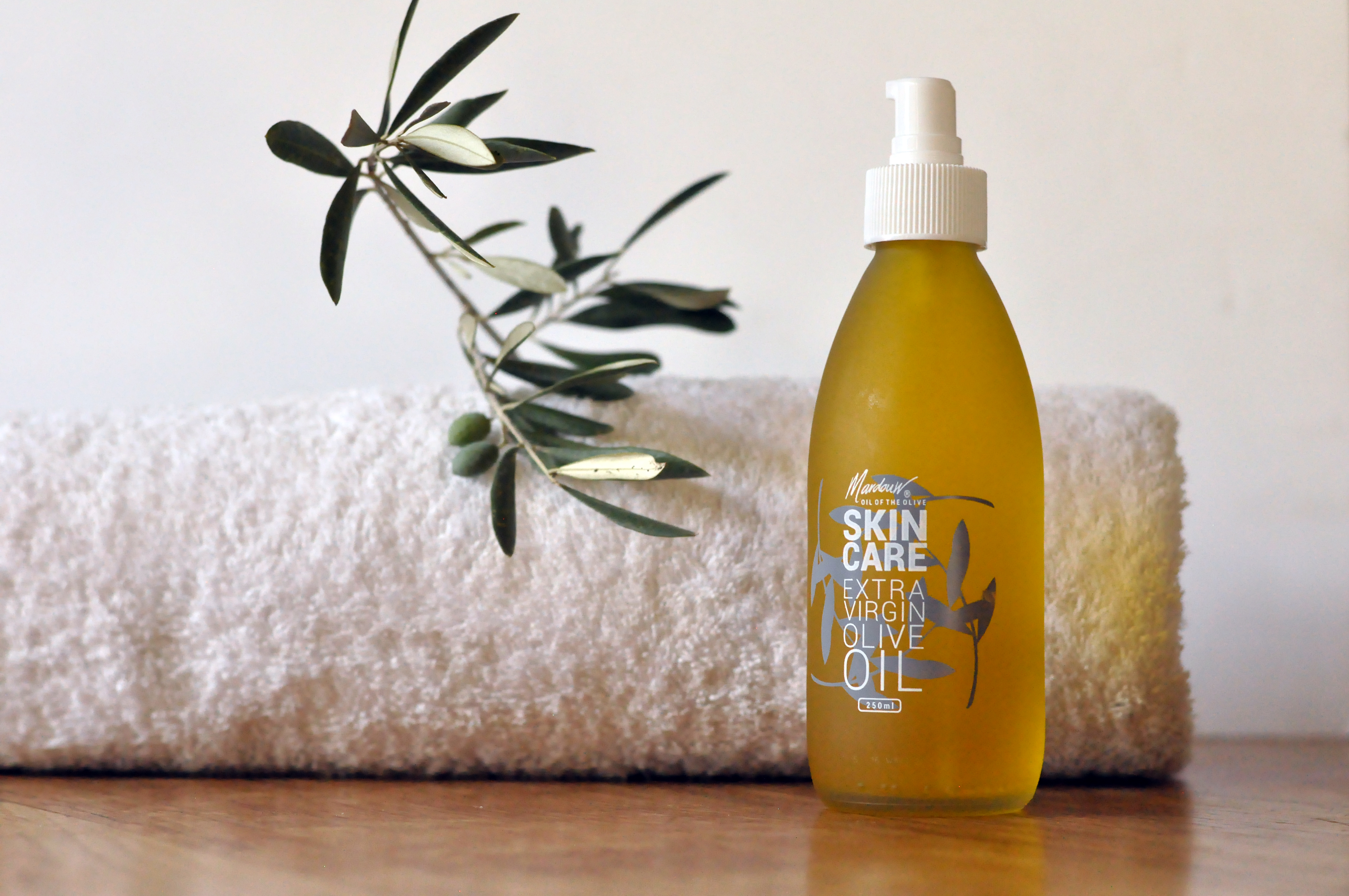 Extra Virgin Olive Oil for Skin Care