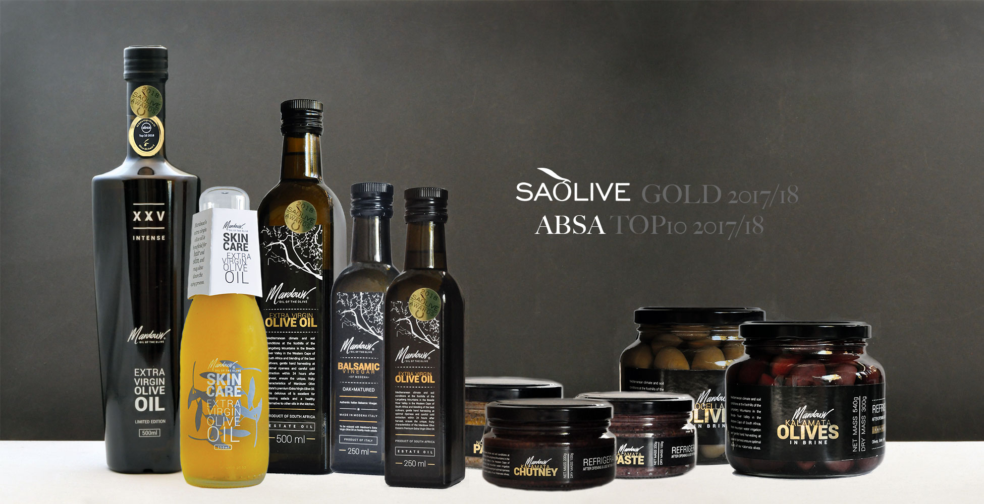 South African Extra Virgin Olive Oil