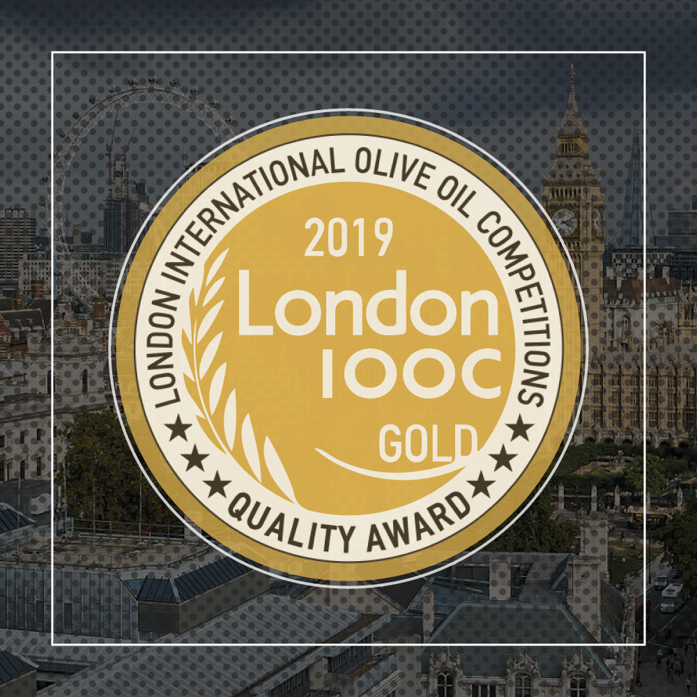Mardouw wines gold at the London International Olive Oil Competition