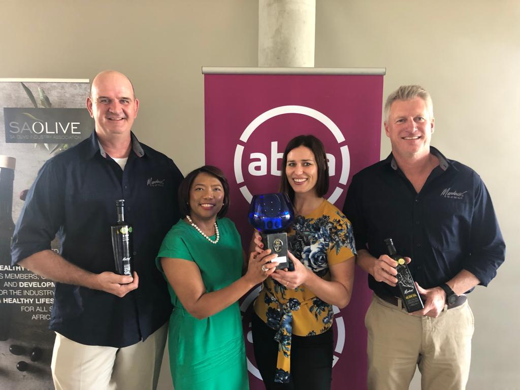 ABSA Top 10 olive awards 2019