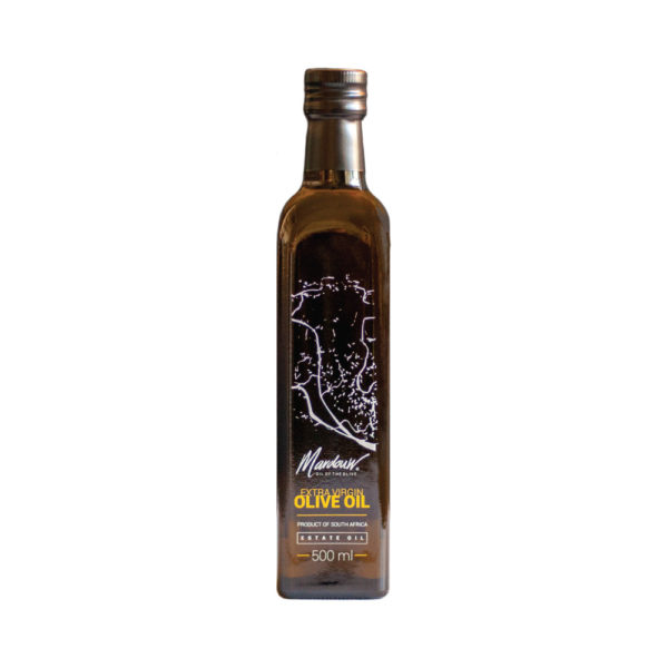 Mardouw Medium Extra Virgin Olive Oil (500ml)